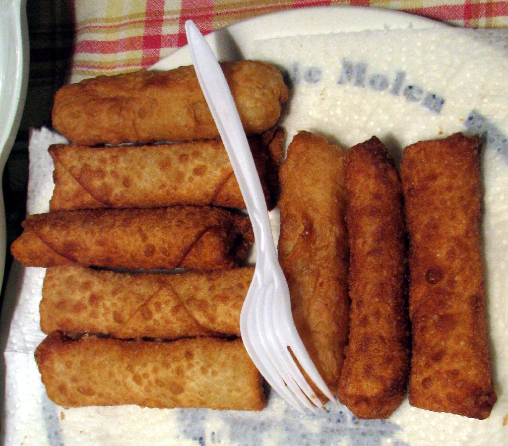 breaded cheese rolls