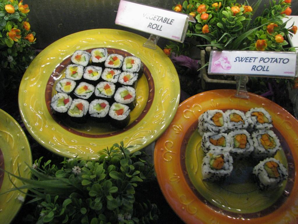 Mandarin Sushi