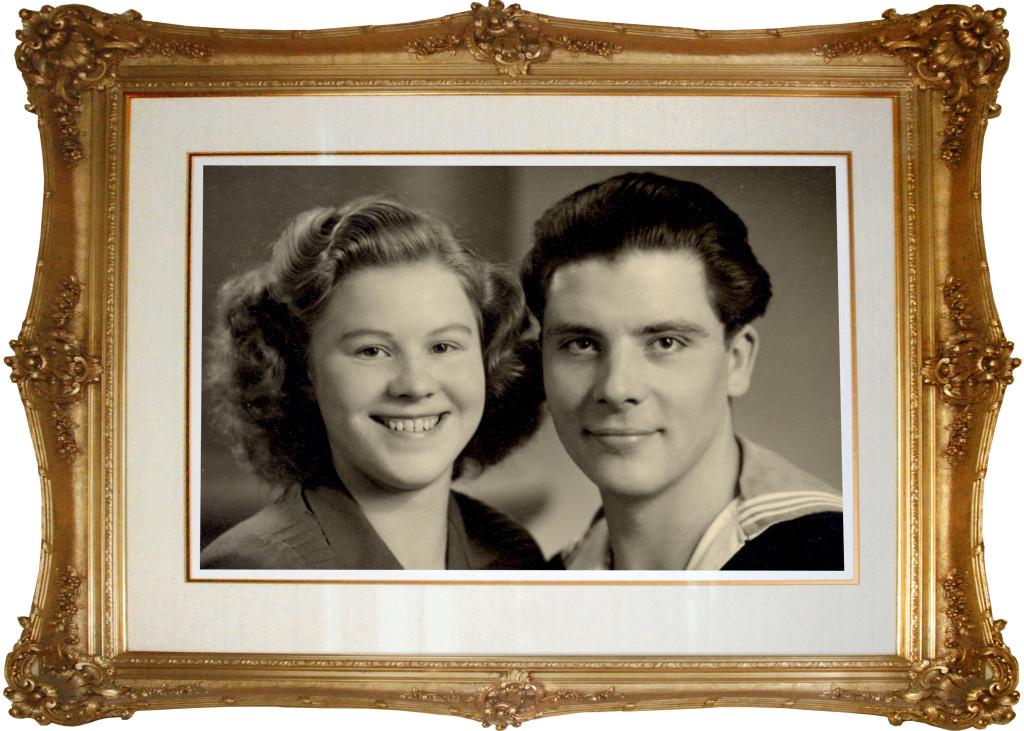 Tante Lina & Oom Roelf