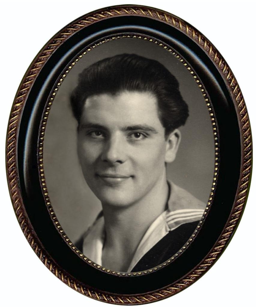 Oom Roelf Portrait